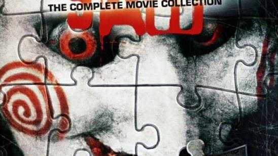 Saw: The Complete Movie Collection Blu-ray / DVD Release Details and Art