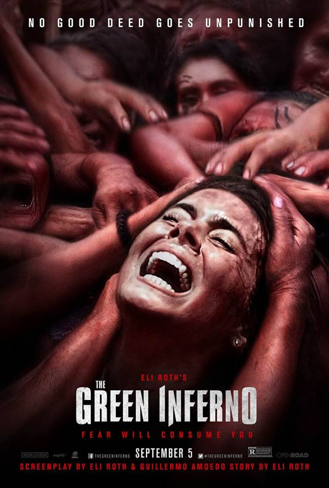 The Green Inferno Delayed Indefinitely