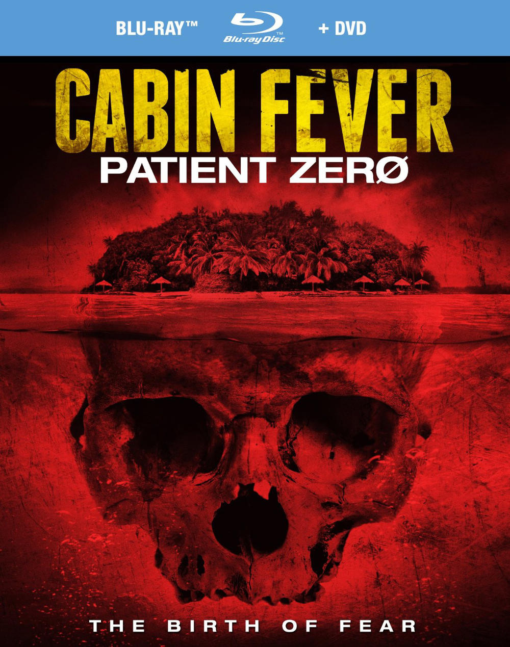 Cabin Fever: Patient Zero Blu-ray / DVD US Release Date Announced