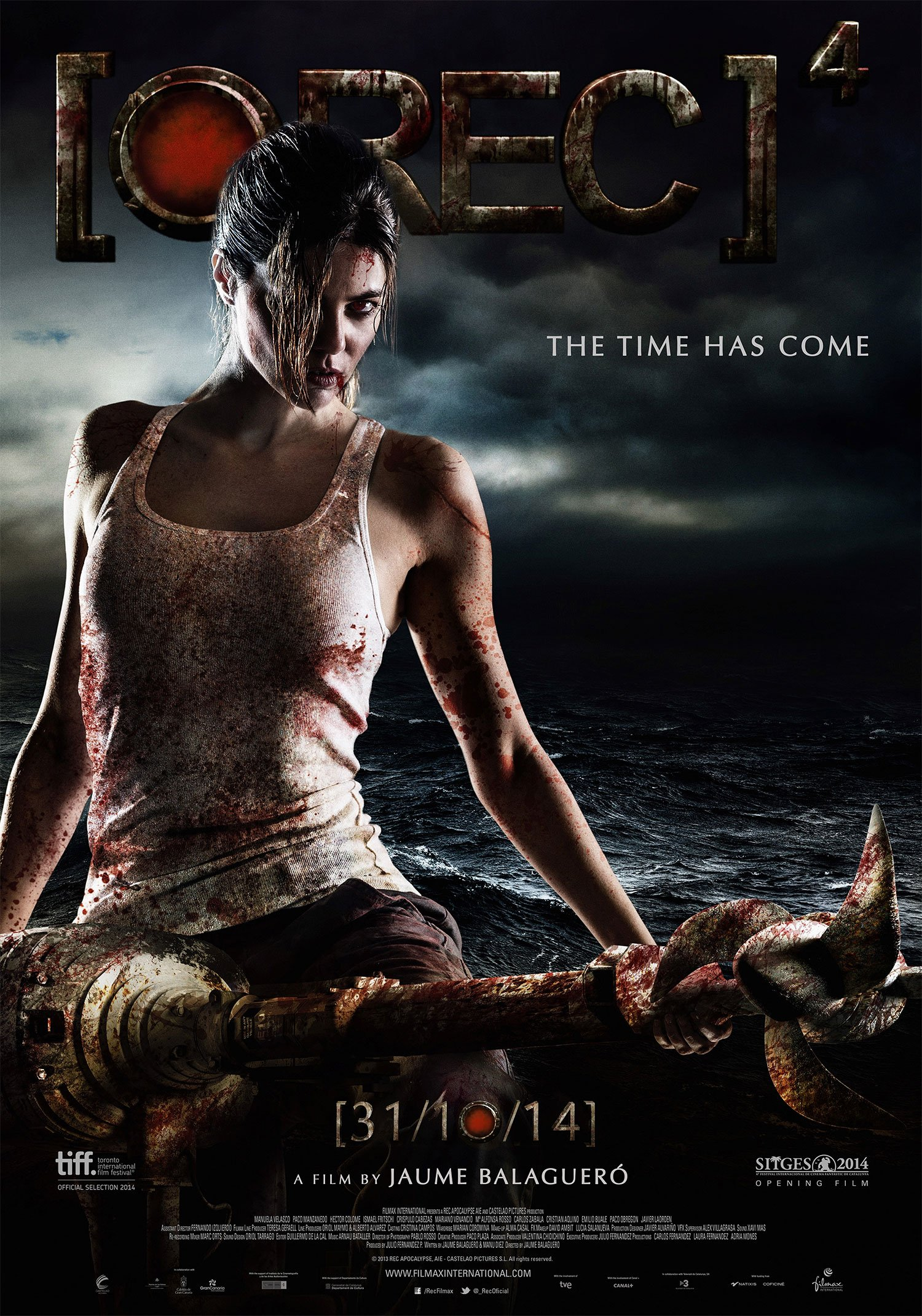 [REC] 4: Apocalypse Movie Poster Reveal