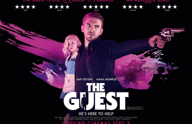 The Guest Movie Trailer and UK Poster