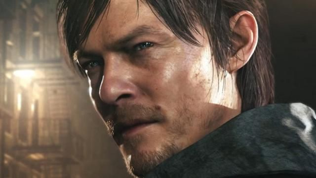 New Silent Hill with Guillermo Del Toro, Hideo Kojima and Norman Reedus!