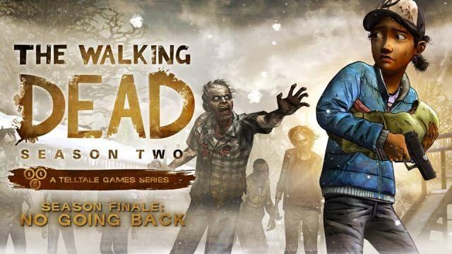 Telltale Games The Walking Dead Season 2 Finale Artwork Revealed
