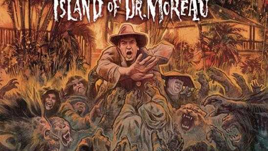 Lost Soul - The Doomed Journey of Richard Stanleys Island of Dr Moreau Movie Poster