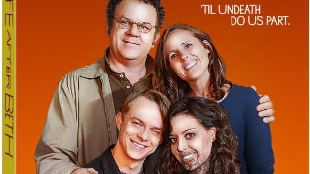 Zombie Movie Life After Beth Blu-ray / DVD Release Date and Cover Art