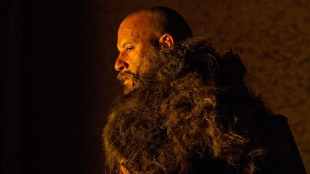 Vin Diesel as Kaulder The Last Witch Hunter