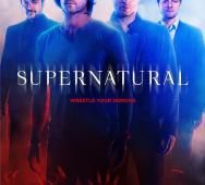CW's Supernatural Season 10 Poster Revealed