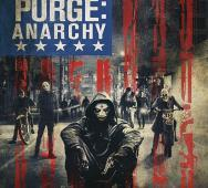 The Purge: Anarchy (2014) Blu-ray / DVD Release Date and Cover Art