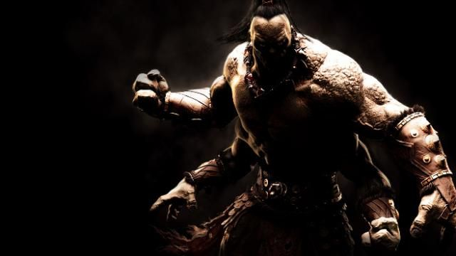 Goro Pre-order and Mortal Kombat X Release Date Announced