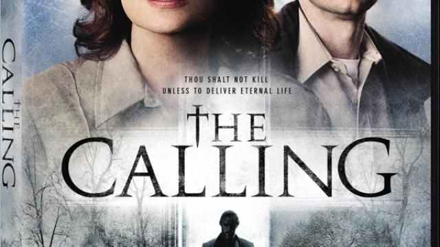 New Serial Killer Movie The Calling DVD Release Date and Cover Art