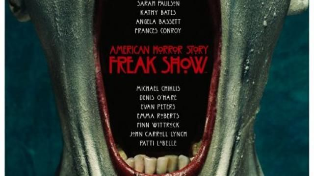 FXs American Horror Story: Freak Show - 4 Shocking New Posters