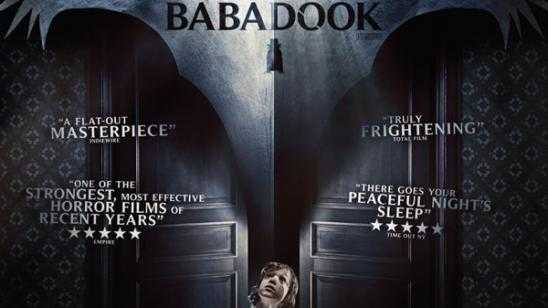 New The Babadook Quad Poster Revealed