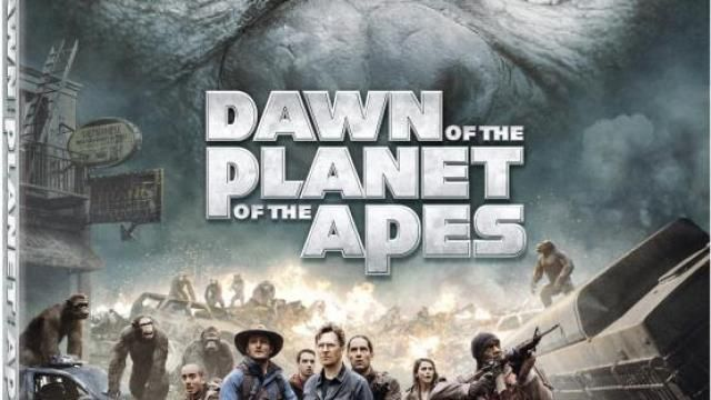 Dawn of the Planet of the Apes (2014) Blu-ray / DVD Release Date and Details