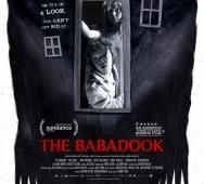Gary Pullin's The Babadook Poster