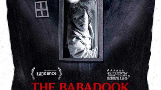 Gary Pullins The Babadook Poster