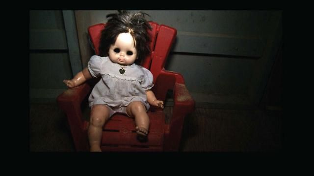 Haunted Doll Horror Movie Heidi (2014) - Trailer / Poster