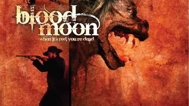 Jeremy Woodings New Werewolf Movie Blood Moon Trailer / Poster