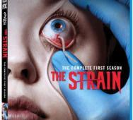 FX's The Strain Season 1 Blu-ray/DVD Release Details and Cover Art