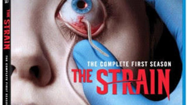 FXs The Strain Season 1 Blu-ray/DVD Release Details and Cover Art