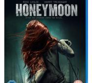 Honeymoon (2014) - UK Blu-ray / DVD Release Date and Cover Art