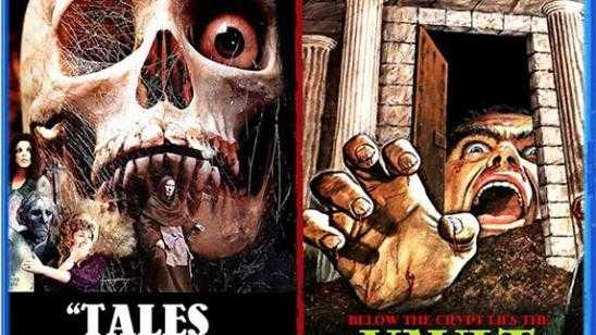 Scream Factory Releases Tales From The Crypt / Vault of Horror Blu-ray