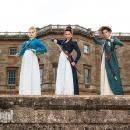'Pride and Prejudice and Zombies' First Movie Still Arises