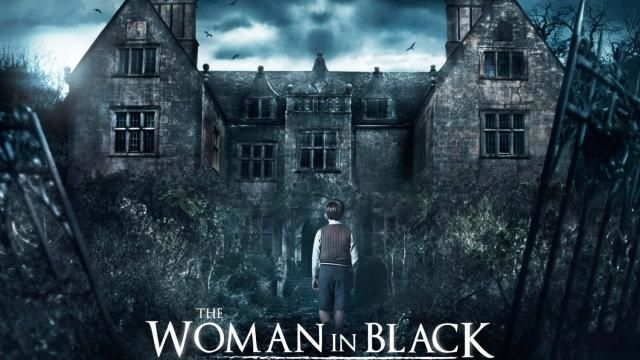 New Quad Poster for Tom Harpers The Woman in Black: Angel of Death