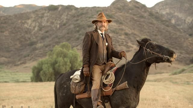 Kurt Russell Stars in Bone Tomahawk (2015) - New Cannibal Movie