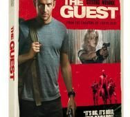 Adam Wingard's The Guest Blu-ray / DVD Release Details and Cover Art