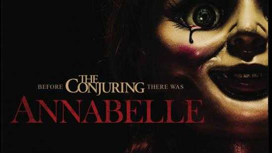 Annabelle Blu-ray / DVD Release Date and Cover Art