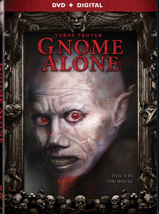 Gnome Alone DVD / VOD Releases January 2015 - Hell Horror Christian Bale House