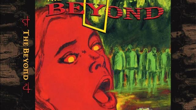 Lucio Fulcis The Beyond Blu-ray Release Date / Details