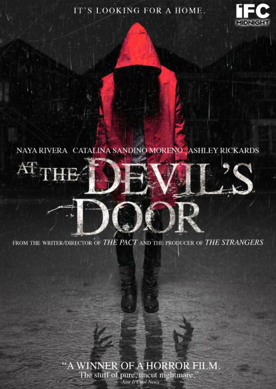 Nicholas Mccarthy S At The Devil S Door Blu Ray Dvd