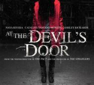 Nicholas McCarthy's 'At the Devil's Door' Blu-ray / DVD Release Date and Cover Art