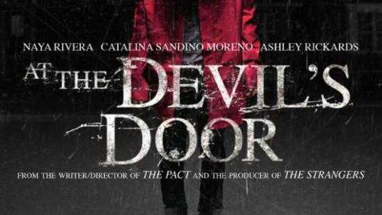 Nicholas McCarthys At the Devils Door Blu-ray / DVD Release Date and Cover Art