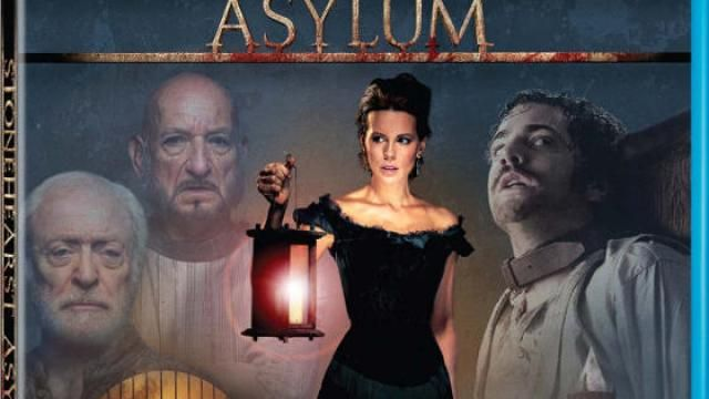 Edgar Allen Poe Inspired Stonehearst Asylum Blu-ray / DVD Release Date Details and Cover Art