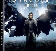 Luke Evans' 'Dracula Untold' Blu-ray / DVD Release Details and Cover Art