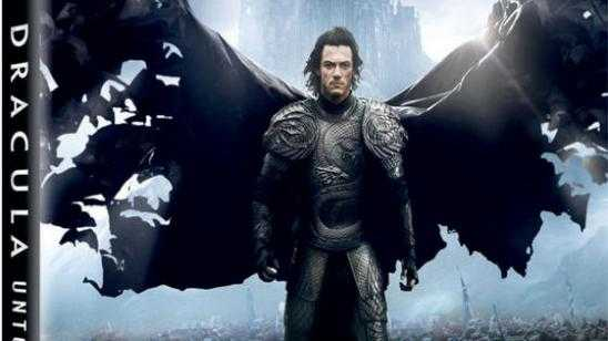 Luke Evans Dracula Untold Blu-ray / DVD Release Details and Cover Art
