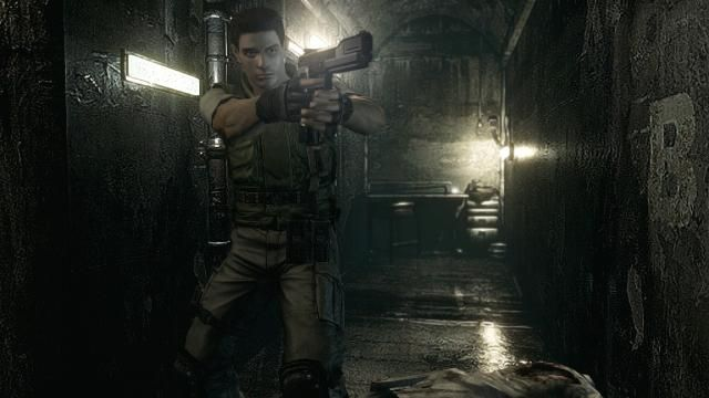 Capcoms Resident Evil Remake January 2015 Console Release