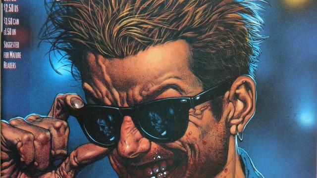 AMCs Preacher TV Series Update - Pilot Ordered