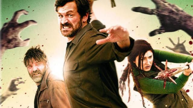 Syfys Z Nation Season 1 DVD Release Date, Details and Cover Art