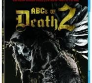 The ABC's of Death 2 Blu-ray / DVD Release Date, Details and Cover Art