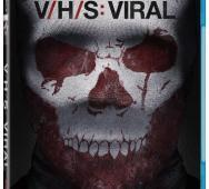 V/H/S: Viral Blu-ray / DVD Release Date. Details and Cover Art