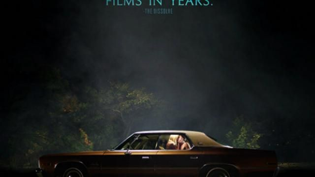 David Robert Mitchells It Follows - Poster