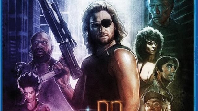 Scream Factory to Release Escape from New York Collector Edition Blu-ray