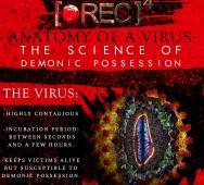 [REC] 4: Apocalypse Infographic - Anatomy of the Virus