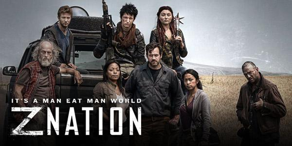 Syfy's Z Nation Season 1 Coming to Netflix Instant - Hell...