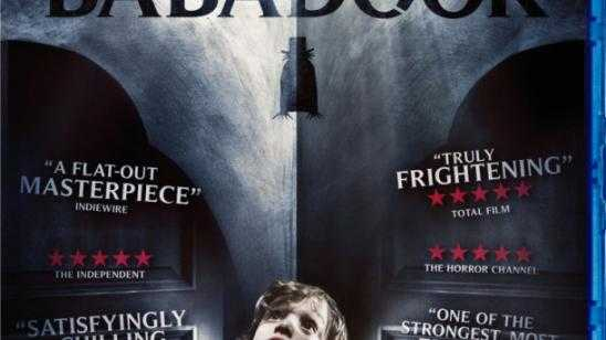 Jennifer Kents The Babadook UK Blu-ray / DVD Release Date Details and Art