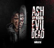 Starz's Ash Vs. Evil Dead TV Series Featuring Half Hour Episodes
