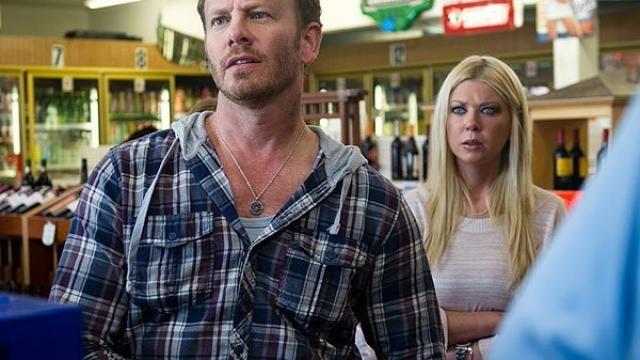 Ian Ziering and Tara Reid in Syfys Sharknado 3 Confirmed!